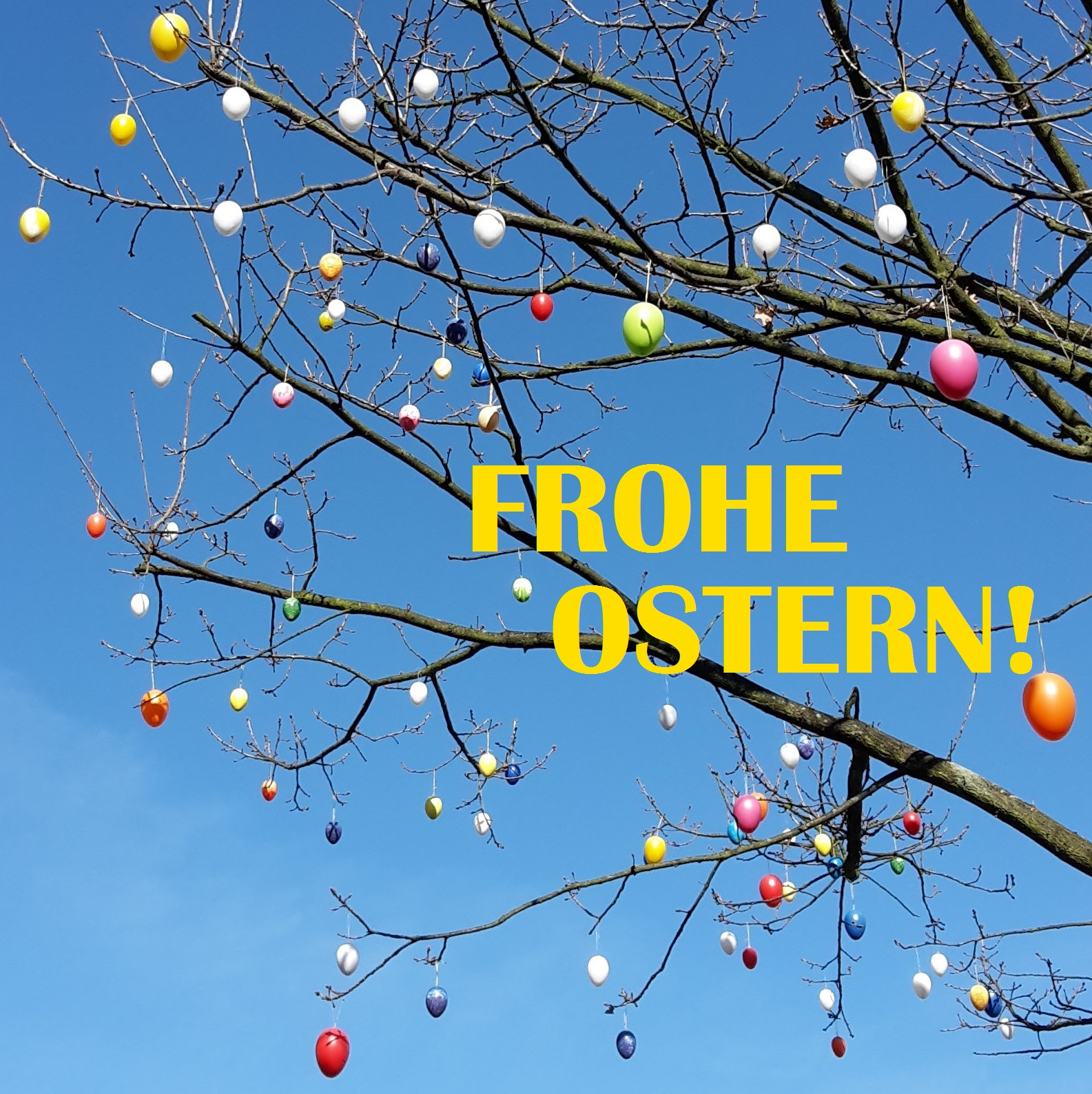 Frohe Ostern LV 2017
